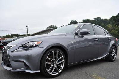 2015 Lexus IS 250 Crafted Line for sale VIN: JTHCF1D29F5028502