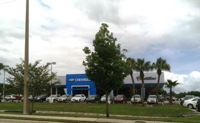 Davis Gainesville Chevrolet Cadillac Mazda Image 1