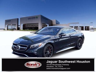 Mercedes-Benz AMG S 2016 for Sale in Houston, TX