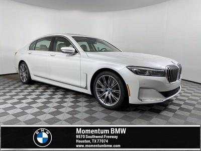 BMW 740 2021 for Sale in Houston, TX