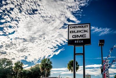 Beck Chevrolet Buick GMC Image 6