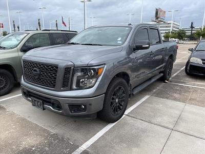 Nissan Titan 2019 for Sale in Houston, TX