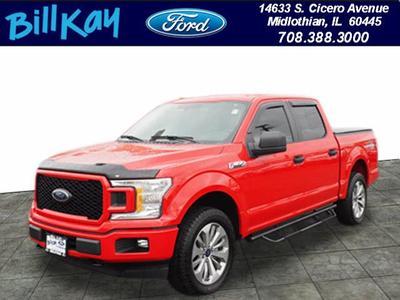 2018 Ford F-150 XL for sale VIN: 1FTEW1EPXJKE28437