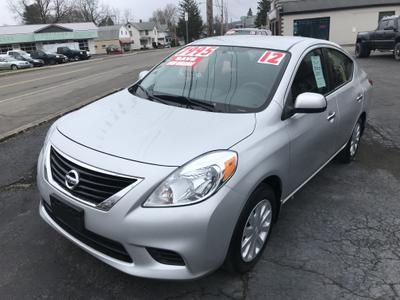 2012 Nissan Versa 1.6 SV for sale VIN: 3N1CN7AP2CL904543