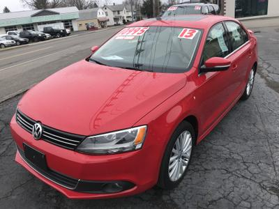 2013 Volkswagen Jetta TDI for sale VIN: 3VWLL7AJ7DM370673