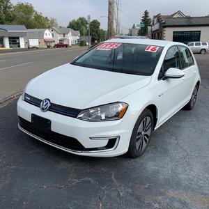 Volkswagen e-Golf 2016 for Sale in Elmira, NY