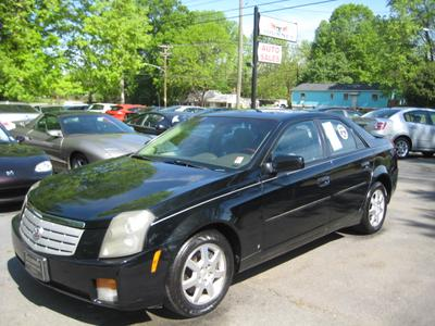 2007 Cadillac CTS  for sale VIN: 1G6DP577970101726