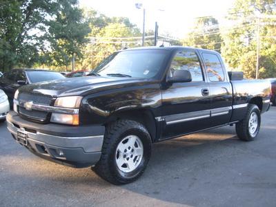 Chevrolet Silverado 1500 2005 for Sale in Charlotte, NC