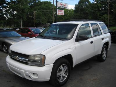 2006 Chevrolet TrailBlazer LS for sale VIN: 1GNDT13S362293702