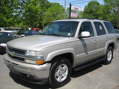 2005 Chevrolet Tahoe LT for sale VIN: 1GNEK13Z55R168856