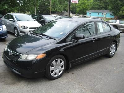2008 Honda Civic LX for sale VIN: 1HGFA16598L005502