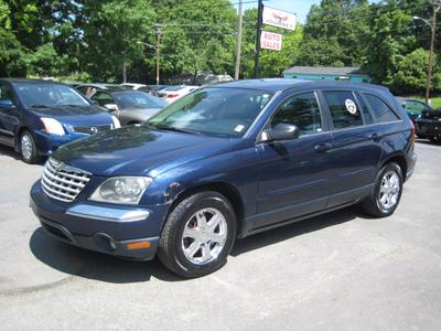 2004 Chrysler Pacifica  for sale VIN: 2C8GM68474R535415