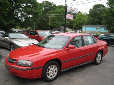 2003 Chevrolet Impala LS for sale VIN: 2G1WF52E639165634