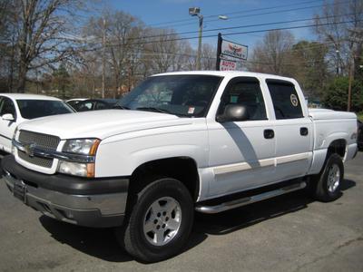 2004 Chevrolet Silverado 1500 LS Crew Cab for sale VIN: 2GCEK13T041432416