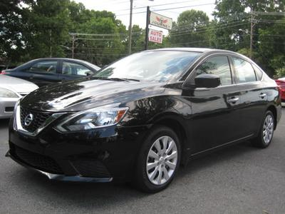 Nissan Sentra 2016 for Sale in Charlotte, NC
