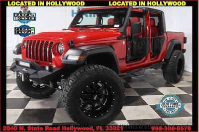 Jeep Gladiator 2020 for Sale in Hollywood, FL