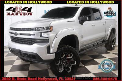 Chevrolet Silverado 1500 2019 for Sale in Hollywood, FL