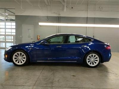 2017 Tesla Model S  for sale VIN: 5YJSA1E2XHF229296