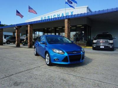 2012 Ford Focus Titanium for sale VIN: 1FAHP3N27CL473154