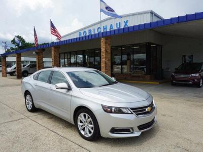 2017 Chevrolet Impala 1LT for sale VIN: 1G1105SA4HU145708