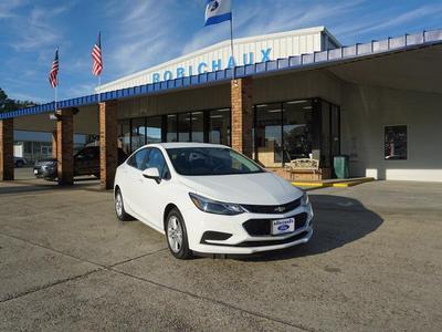 2017 Chevrolet Cruze LT for sale VIN: 1G1BE5SM3H7106977