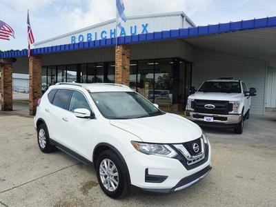 2017 Nissan Rogue SV for sale VIN: KNMAT2MT3HP548234