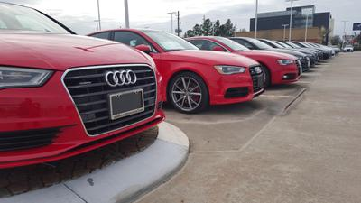 Audi West Houston Image 1