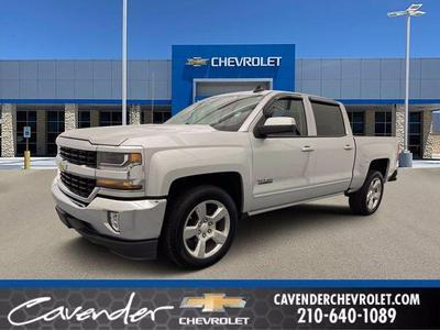 Chevrolet Silverado 1500 2017 a la Venta en Boerne, TX