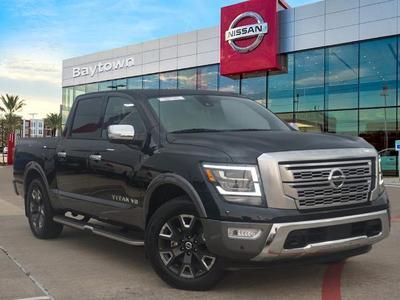 Nissan Titan 2020 for Sale in Baytown, TX
