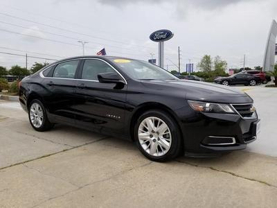 2017 Chevrolet Impala 1LS for sale VIN: 2G11Z5S32H9114669