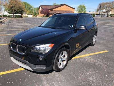2014 BMW X1 sDrive28i for sale VIN: WBAVM1C5XEVW50372