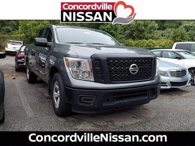 Nissan Titan 2017 a la Venta en Glen Mills, PA