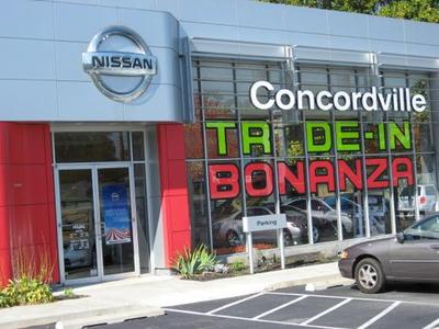 Concordville Nissan Image 2