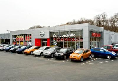 Concordville Nissan Image 3