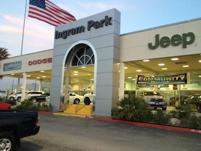 Ingram Park Chrysler Jeep Dodge RAM Image 2