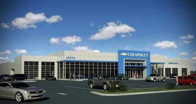 Leson Chevrolet Image 1