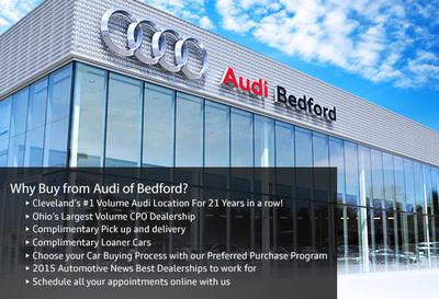 Audi of Bedford Image 1