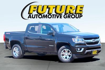 Chevrolet Colorado 2016 a la Venta en Roseville, CA