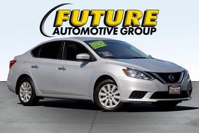 Nissan Sentra 2017 a la venta en Roseville, CA