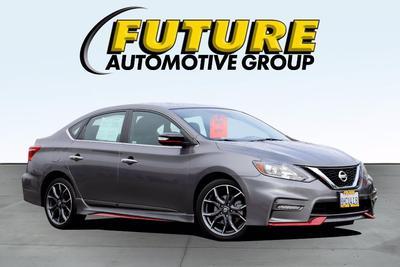 Nissan Sentra 2019 a la venta en Roseville, CA