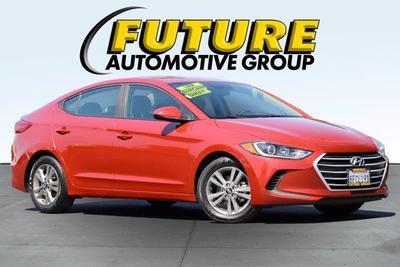 Hyundai Elantra 2018 a la venta en Roseville, CA