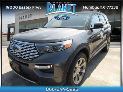 Ford Explorer 2020 for Sale in Humble, TX