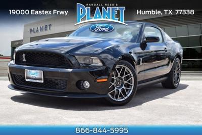 Ford Shelby GT500 2011 for Sale in Humble, TX