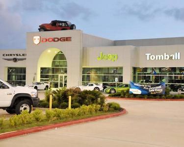 Tomball Dodge Chrysler Jeep Ram Image 1