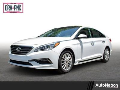 2015 Hyundai Sonata Limited for sale VIN: 5NPE34AF2FH024237