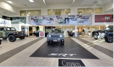 Crown Chrysler Jeep Dodge RAM Image 1