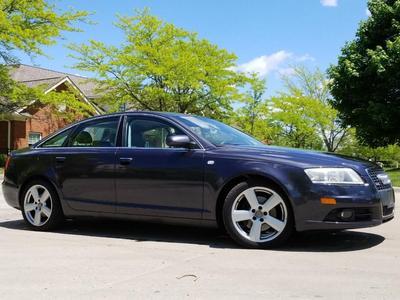 2008 Audi A6 3.2 quattro for sale VIN: WAUDH74F98N180933