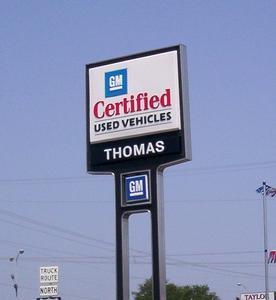 Thomas Chevrolet Buick Image 2