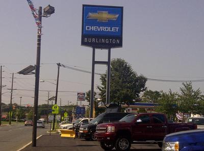 Burlington Chevrolet Image 1