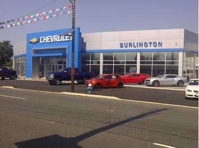 Burlington Chevrolet Image 3